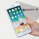 iPhone(アイフォン)ホームボタン